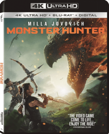Monster Hunter 4K 2020 Ultra HD 2160p