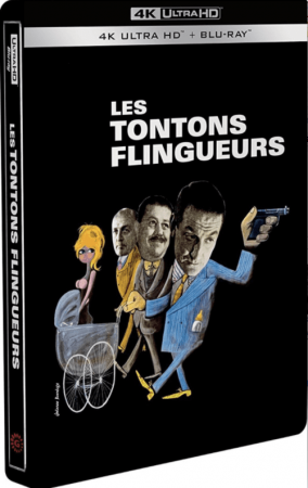 Monsieur Gangster 4K 1963 FRENCH Ultra HD 1260p