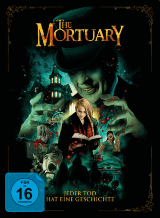 The Mortuary Collection 4K 2019 Ultra HD 2160p