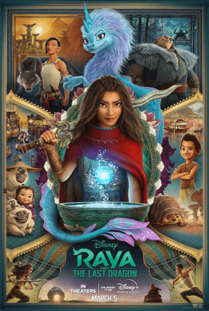 Raya and the Last Dragon (2021) 1080p WEBRip