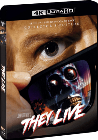 They Live 4K 1988 US Ultra HD 2160p