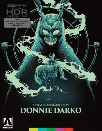Donnie Darko 4K 2001 DC Ultra HD 2160p