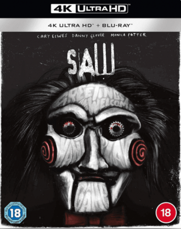Saw 4K 2004 Ultra HD 2160p