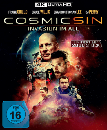 Cosmic Sin 4K 2021 Ultra HD 2160p